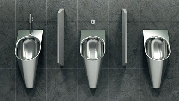Fliesen Franke urinale und wcs aus edelstahl franke aquarotter heinze de