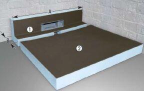 wandablauf scada f r barrierefreie duschbereiche kessel. Black Bedroom Furniture Sets. Home Design Ideas