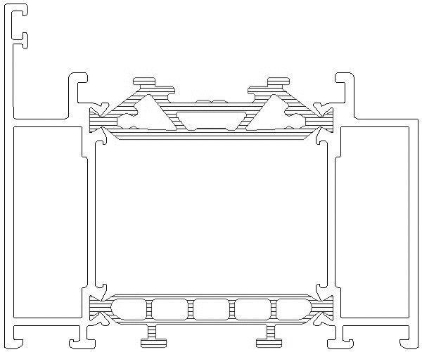 Cad Detail Tuer Hueck System Heinze De