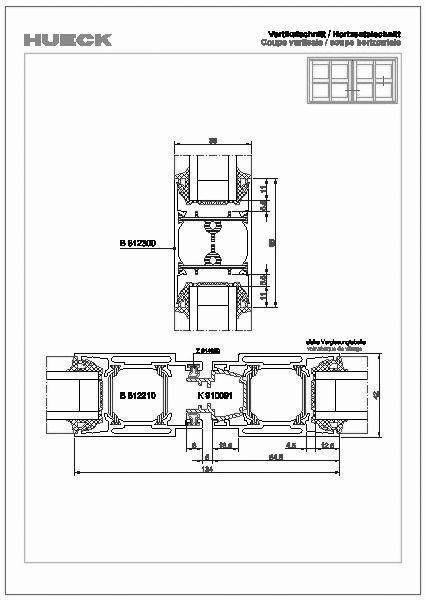 cad detail volato s 15 hueck. Black Bedroom Furniture Sets. Home Design Ideas