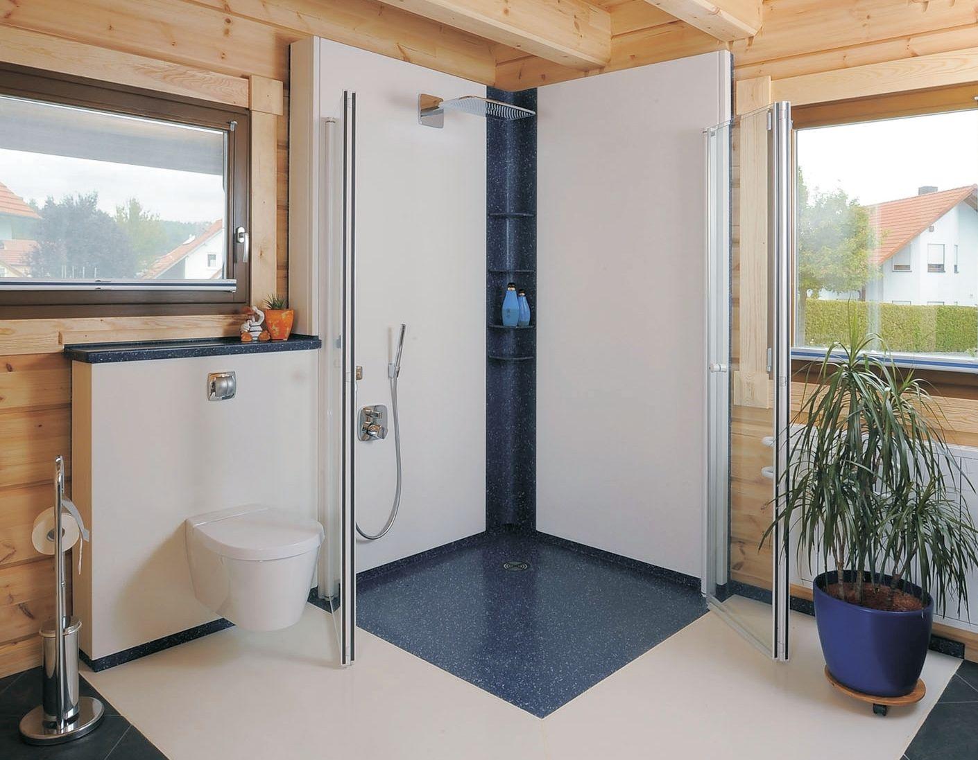 WandoVario® - Badgestaltung ohne Fliesen und Silikon - heinze.de