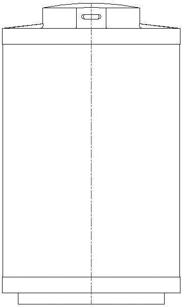 CAD-Detail | JU Warmwasserspeicher, indirekt beheizt SE 150-1, weiß ...