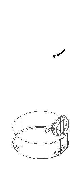 CAD-Detail | JU Gas-Warmwasserspeicher direkt beheizt S 290-1/23/31 ...