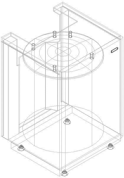 CAD-Detail | JU Warmwasserspeicher, indirekt beheizt SE 120-1, weiß ...