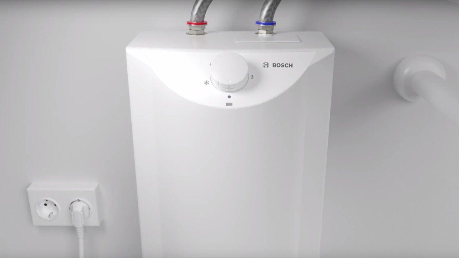 Elektro-Warmwasserspeicher  Bosch Junkers Deutschland - heinze.de