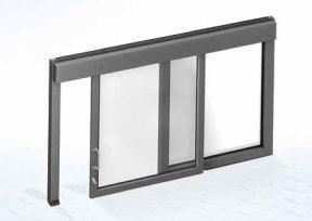 Schiebefenster baier for Schiebefenster horizontal