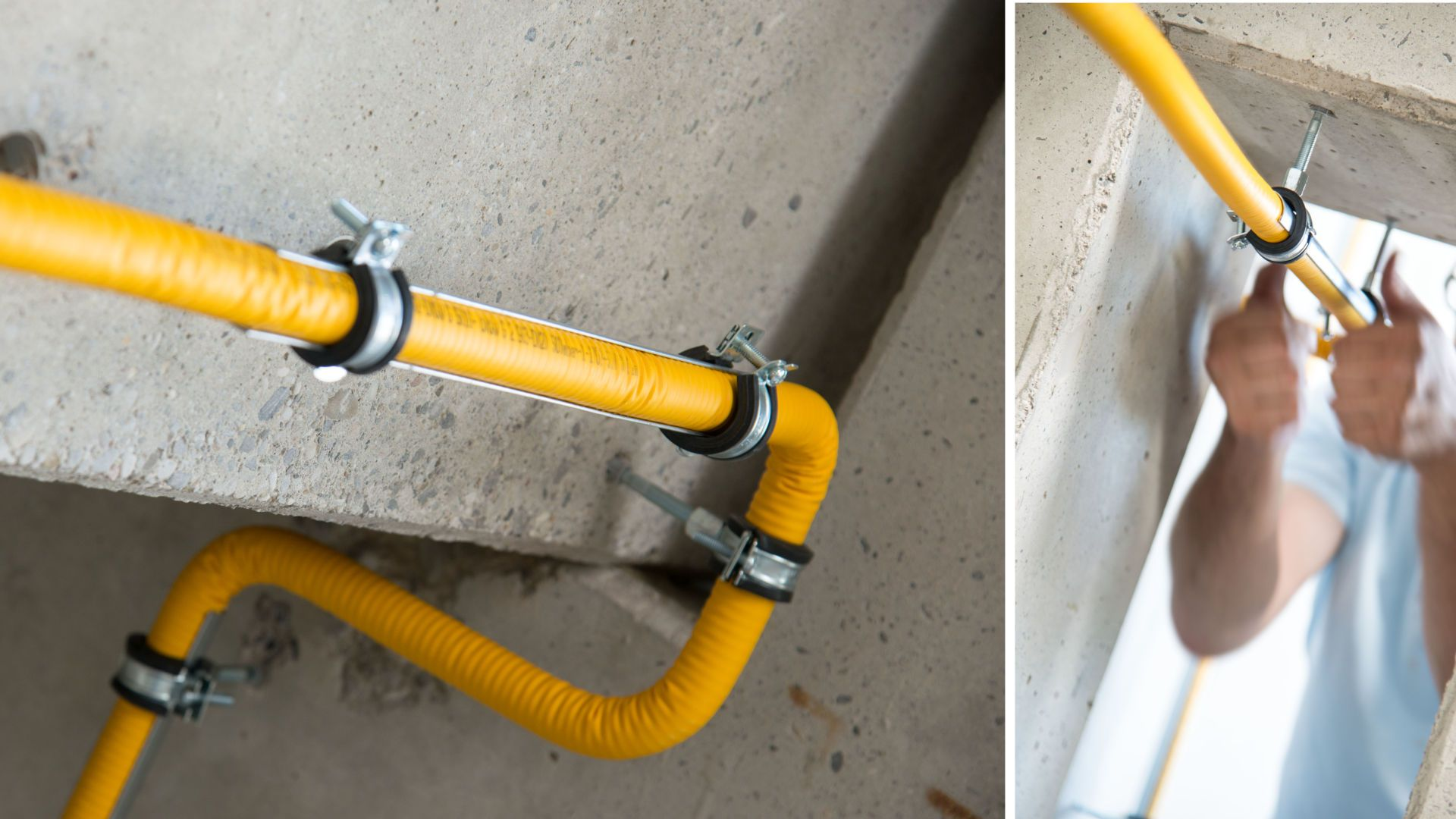 Bevorzugt Flexible Gasleitungen aus Edelstallwellrohren | BOAGAZ - heinze.de XO09