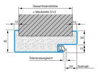 Stahlzarge dwg  Zargen - Produktübersicht | Novoferm - heinze.de