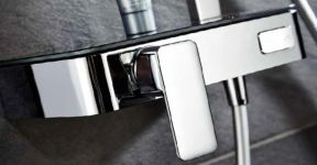 Shower Co Bad Armaturen Im Eckigen Runden Oder Softcube Design