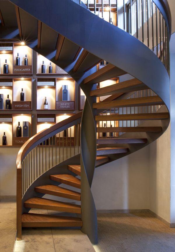 nautilus stahlwangentreppen nautilus treppen. Black Bedroom Furniture Sets. Home Design Ideas
