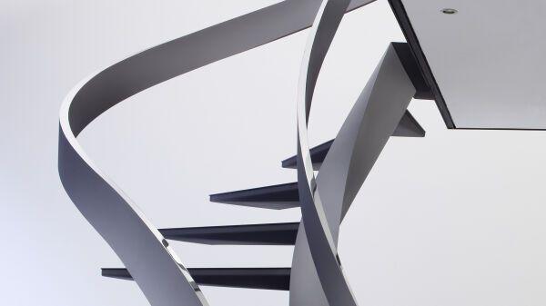 nautilus skulpturtreppen nautilus treppen. Black Bedroom Furniture Sets. Home Design Ideas