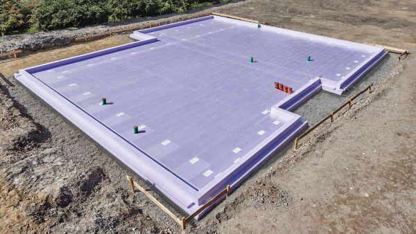 Jackodur Atlas Wärmedämm Und Schalungssystem Für Bodenplatten