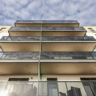 Berühmt Balkon-Geländer - Balkongeländer - Loggiageländer - Loggia OV36