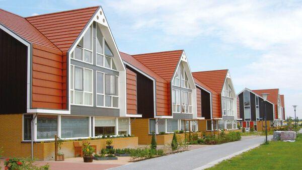 Glatter dachziegel  Nibra®-Großflächenziegel | Dachziegelwerke Nelskamp - heinze.de