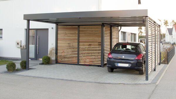 Garagen + Carports   Siebau Raumsysteme - heinze.de