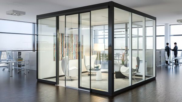 flexible raumsysteme trennwandsysteme goldbach kirchner raumconcepte. Black Bedroom Furniture Sets. Home Design Ideas